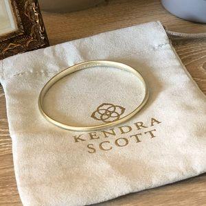 Kendra Scott Graduated Bangle Bracelet.